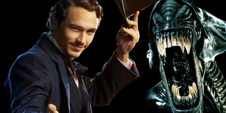 Alien: Covenant Writer Explains James Franco's Original Role