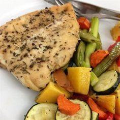 Baked Split Chicken Breast Recipe - Allrecipes.com