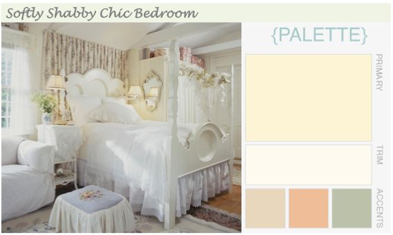 January Style Week: Sink into a Shabby Chic Bedroom. Check out these tips on how to make your bedroom into a Shabby Chic dream come true!