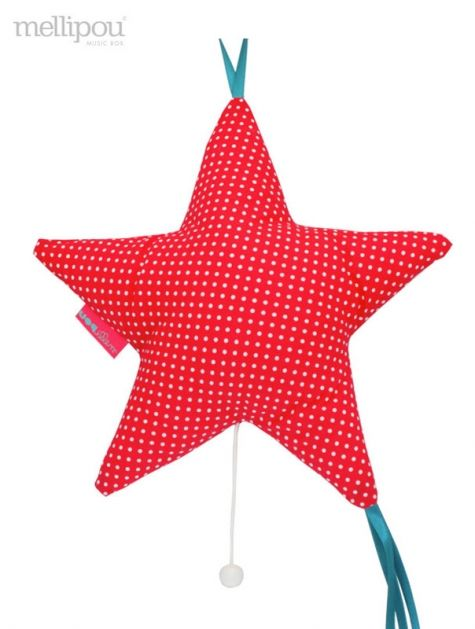 L'étoile Vick, boite à musique (Melli Pou)