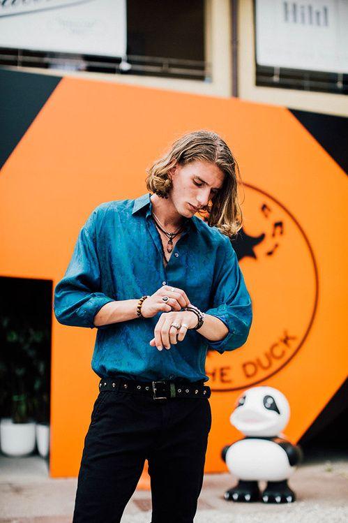 Menswear Week: Street looks at Pitti Uomo 85