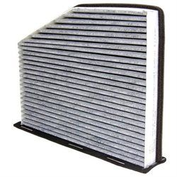 HQRP Activated Carbon / Charcoal Air Cabin Filter for VW Jetta 2005 2006 2007 2008