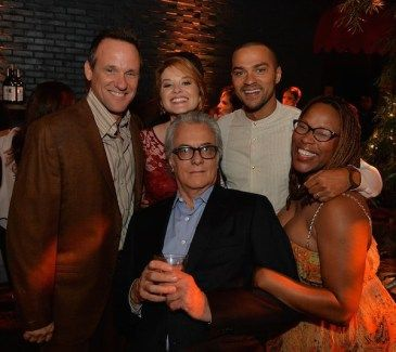 TOM VERICA, SARAH DREW, BILL D'ELIA , JESSE WILLIAMS, ZOANNE CLACK    #TGIT! That's what Shondaland Fans are saying in Celebration of ABC's Thursday Night Lineup with Grey's Anatomy, Scandal and How to Get Away With Murder  http://www.redcarpetreporttv.com/2014/09/22/tgit-thats-what-shondaland-fans-are-saying-in-celebration-of-abcs-thursday-night-lineup-with-greys-anatomy-scandal-and-how-to-get-away-with-murder/