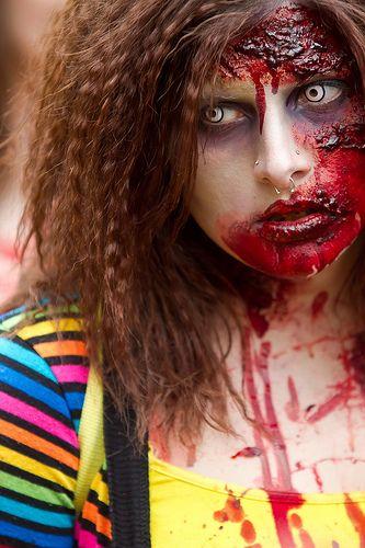 218 best Halloween Makeup images on Pinterest | Halloween make up ...