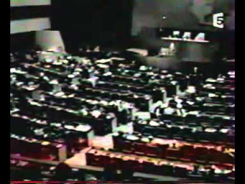 Pots de vin et chantage à l'ONU pour la création « d'Israël »