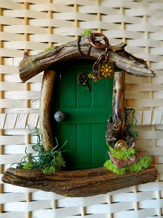 Fairy Door Tooth Fairy Door Custom Made by by SedonaFairyDoors & 84 best Tooth Fairy Door images on Pinterest | Tooth fairy doors ... pezcame.com