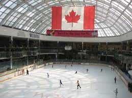 West Edmonton Mall Ice Rink