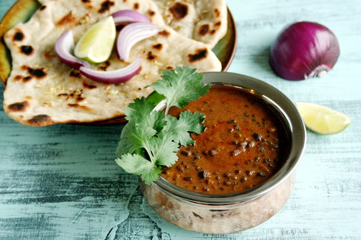 Dal Makhani- I'll have to try this recipe. Dal is really really good!