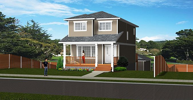 Best 12 Two Storey House Plans Images On Pinterest