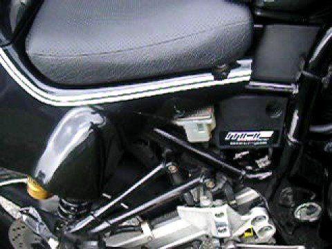 GS1200SS チューンアップエンジン