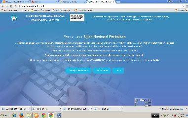 Bahasa Indonesiaku: PENDAFTARAN UJIAN  ULANG ATAU UNP UNTUK PESERTA