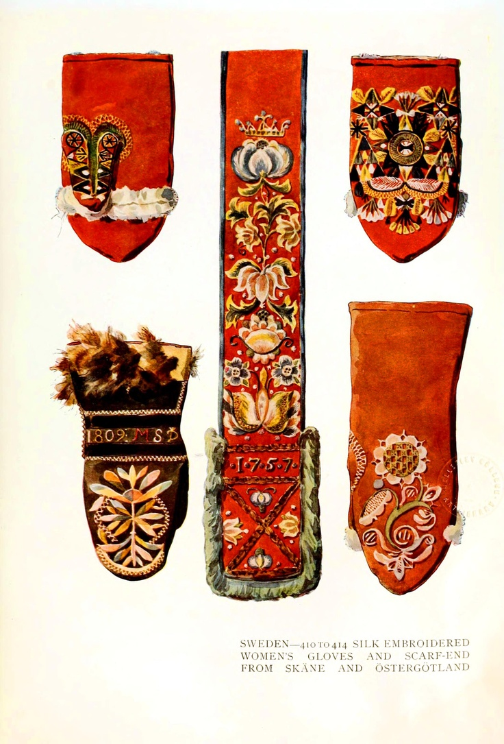 Best swedish folk dress images on pinterest
