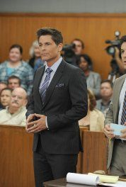 The Grinder - Rob Lowe | TV Series | September 29th (2015)
