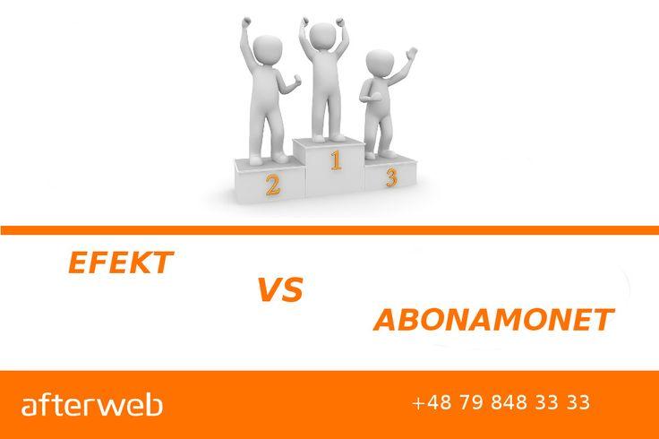 Jaką umowę na pozycjonowanie wybrać - efekt czy abonament? https://afterweb.pl/pozycjonowanie/pozycjonowanie-za-efekt-top10-vs-pozycjonowanie-w-abonamencie/