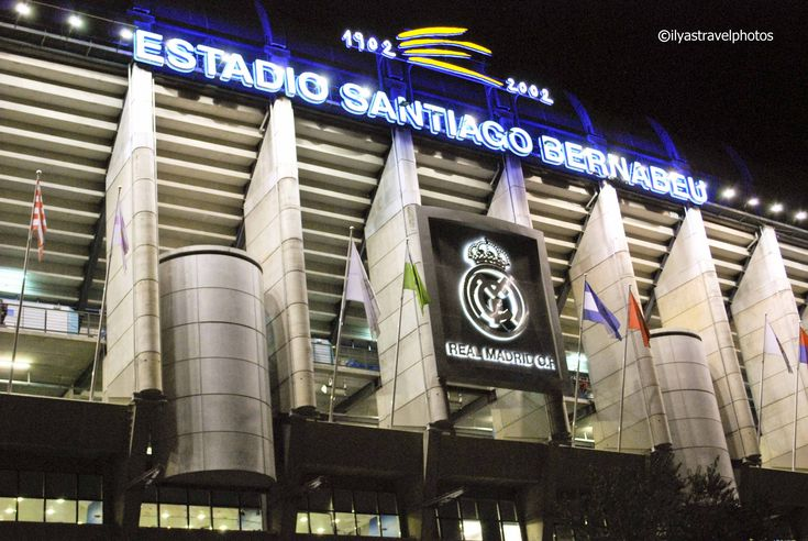 Estadio de Santiago Bernabeú
