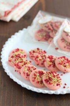 「ピンクのマンディアン」Sweet Ribbon   お菓子・パンのレシピや作り方【corecle*コレクル】