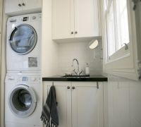 Laundry organisation is important and great design can solve all your problems. www.brindabellahomeimprovements.com.au