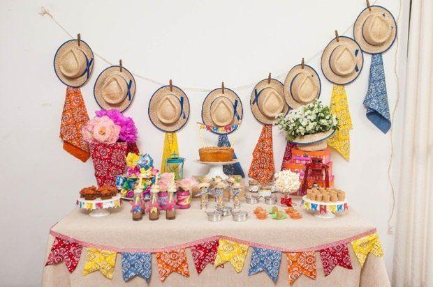 decoracao da festa junina - Buscar con Google