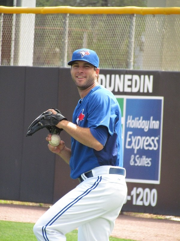 Brandon Morrow Toronto Blue Jays
