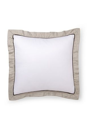 61% OFF Villa Home Tux Pillow Sham (Taupe)