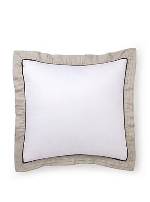 61% OFF Villa Home Tux Pillow Sham (Taupe)