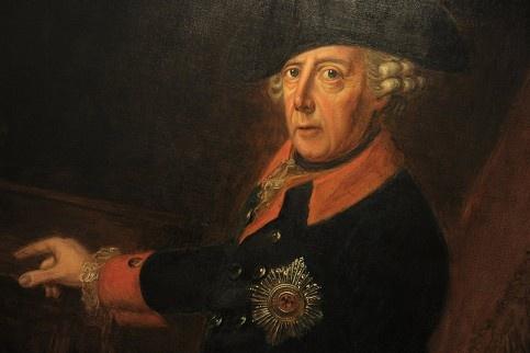 """""""Friedrich der Große – Philosoph am falschen Ort"""", Beitrag über Friedrich II. in der Welt online"""