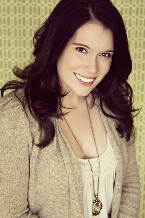 Blue dress monica rial