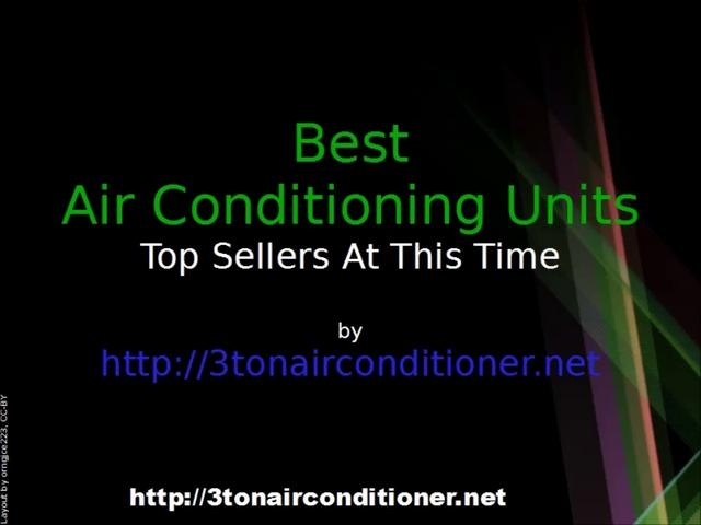 We've checked the online marketplace for Home AC Units. Here Are The Results.