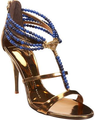 Giuseppe Zanotti Gorgeous. But I'm not sure how comfortable it will be owing to the beads.