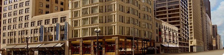 Reliance Building: Burnham and Root Program: Free/open plan can't exist - the technology doesn't exist yet: cellular - early steel building Modernism starts in America
