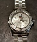 Tag Heuer Professional 200 Meter Watch WK1112 Water Resistant Swiss Made