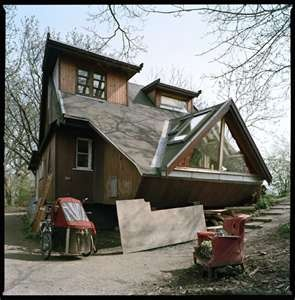 Funky house in Christiania