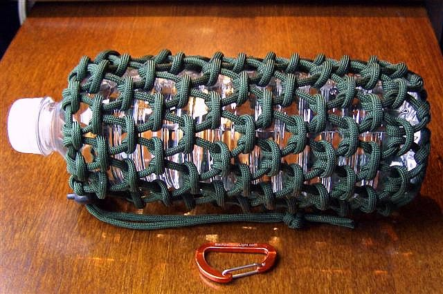 99 best paracord projects images on pinterest paracord for Paracord koozie how to make