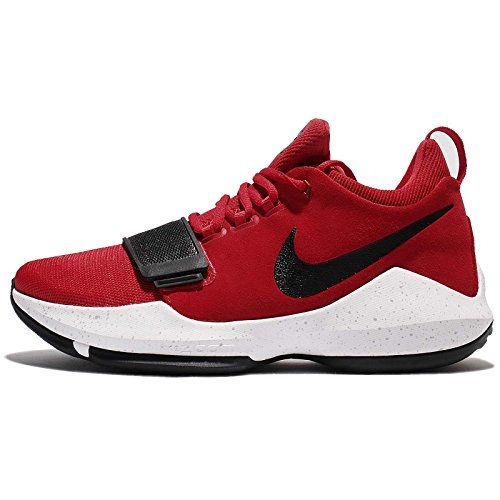 newest collection f90aa d47d8 Nike Mens PG 1 EP University RedWhiteblack 105 M US     Read more at