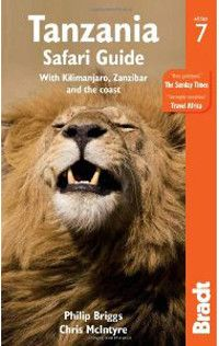 A comprehensive guide to Tanzania, its history, wildlife and major attractions in the series of Africa guides by Philip Briggs for Bradt. Geared for the independent traveler, it also includes maps, town plans and lots of practical travel information. It covers not just the popular safari destinations in the north but also Gombe Stream, Mahale Mountains and Selous Game Reserve