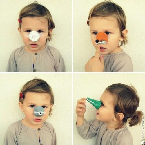 Fun Halloween Masks for Kids