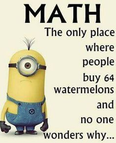 I am the person that would ask why before finishing the math problem. Maybe they were juicing?