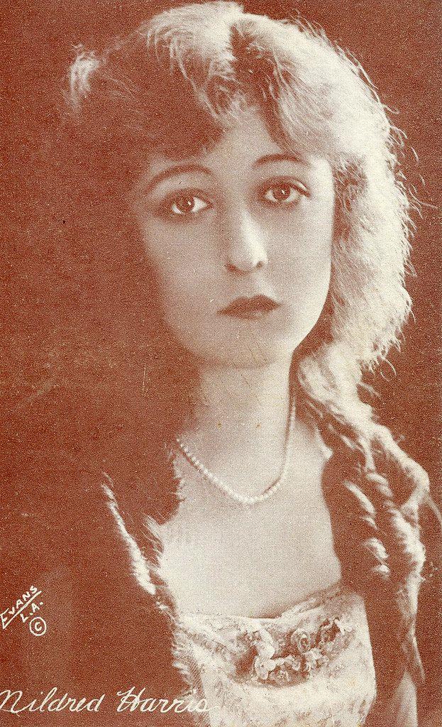 Mildred Harris Chaplin