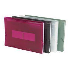 Office Depot Brand Polypropylene Expanding File