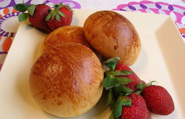 Brioches individuelles légères au fromage blanc Weight Watchers, des petits gâteaux légers et moelleux, un pur bonheur pour le petit déjeuner ou le goûter.