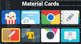 Material Cards - Icon Pack v0.1.6  Martes 27 de Octubre 2015.By: Yomar Gonzalez ( AndroidfastApk )   Material Cards - Icon Pack v0.1.6 Requisitos: 4.0 Descripción: Tarjetas de materiales Tarjetas de materiales Iconos hechos a mano basan materiales Guías de Diseño para el aspecto coherente y único. Iconos de alta calidad (XXHDPI) para una mirada fresca en cualquier dispositivo. CARACTERÍSTICAS 370 iconos (por ahora) Multi-Compatibilidad. Iconos de alta resolución. Fondos de pantalla FUNCIONA…