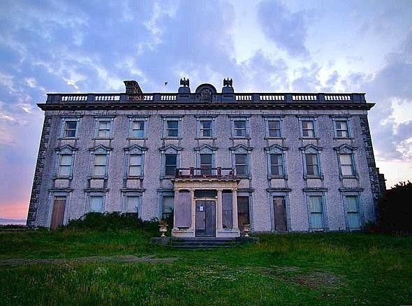 Case stregate nel mondo: Loftus Hall in Irlanda