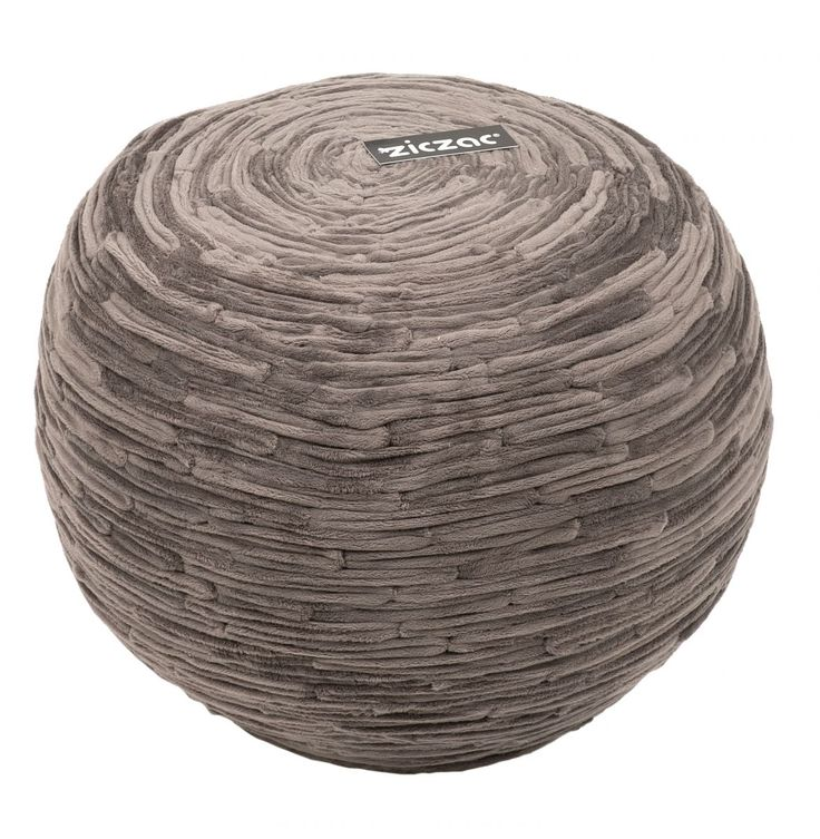 47 best inrichting ascesoires images on pinterest taupe crafts and decoration - Zachte pouf ...