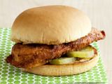 Finally...I can have Chick-Fil-A on Sunday with this copy-cat recipe from the Food Network.  Be sure to read the comments...suggesting marinating the chicken in pickle juice first.