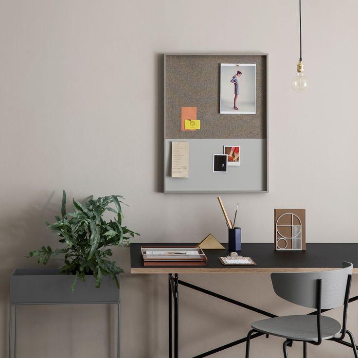 Frame Pinboard - Grey ferm living