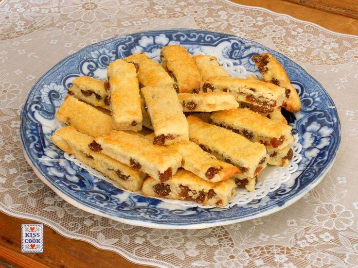 Biscotti Garibaldi, buonissimi biscotti molto conosciuti e apprezzati in Inghilterra, che si chiamano così perché dedicati appunto a Garibaldi.