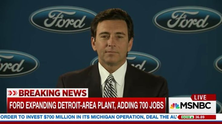 One more lie from Obama's puppet Josh Earnest. Earnest claimed that Trump's Ford deal happened because of Obama's policy. Ford CEO Mark Shields went on TV to humiliate Obama. Shields tells the world he is looking forward to Trump's pro-growth economic ideas and thinks not only Ford but America has some very bright days ahead. […]