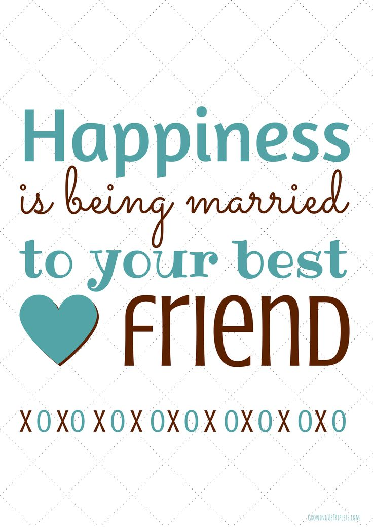 The best: happiness is dating your best friend