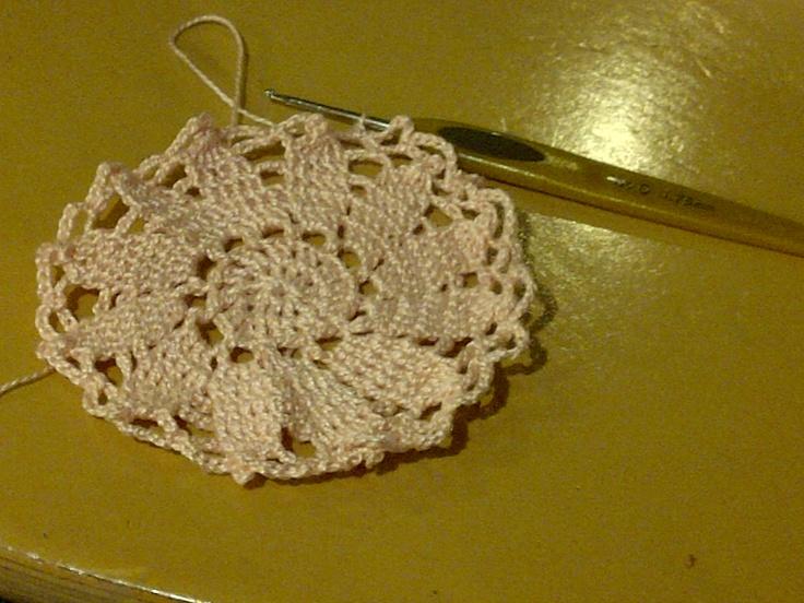 lace crochet.