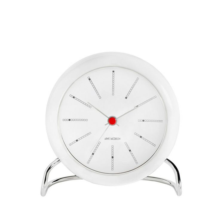 Arne Jacobsen Alarm Clock: Bankers